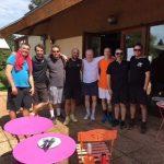 Départemental 1 +35 ans : Condé-sur-Sarthe 1 - L'Aigle 1 : 2-3