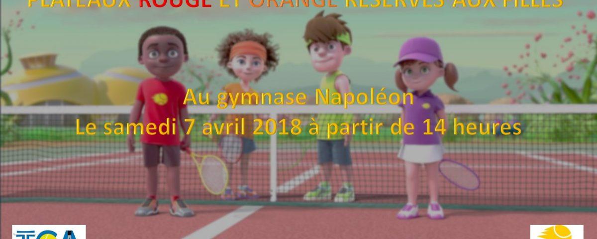 Plateaux rouge avril 2018